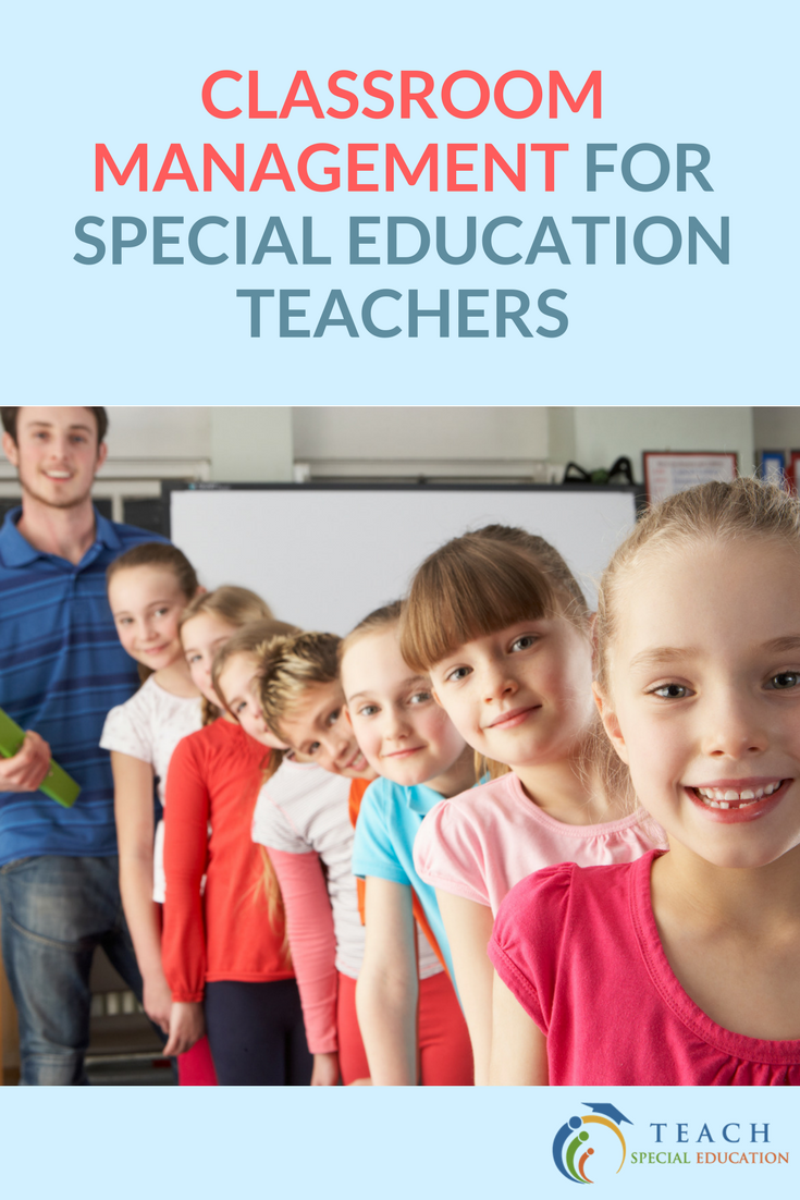 Classroom Management for Special Education Teachers