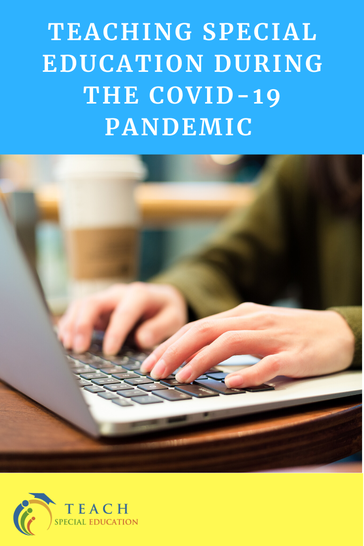Teaching Special Education During the COVID-19 Pandemic